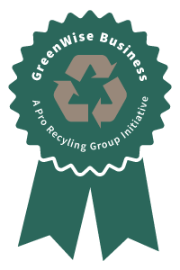 Certified GreenWise Business Ribbon