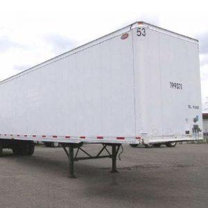 Interwest Paper, Inc. offers Dry Van service pickups