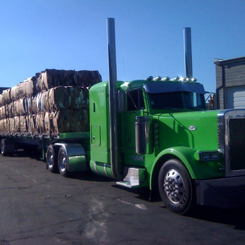Interwest Paper, Inc. offers Mill Direct service pickup