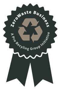 ZeroWaste Business, 99% recycled waste