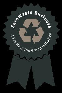 ZeroWaste Business, 99% recycled waste