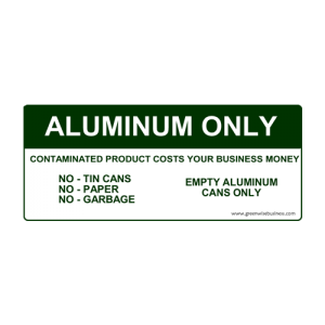 Aluminum Only Small