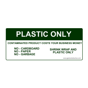 Plastic Only Small